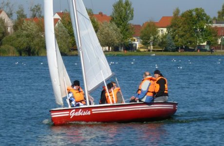 2011 - Kurs na stopień żeglarz jachtowego