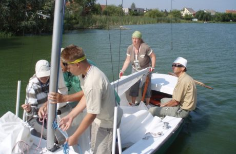 2009 - Kurs na stopień żeglarz jachtowego