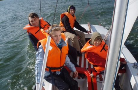 2010 - Kurs na stopień żeglarz jachtowego