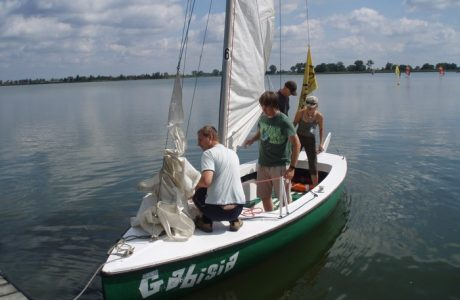 2008 - Kurs na stopień żeglarz jachtowego