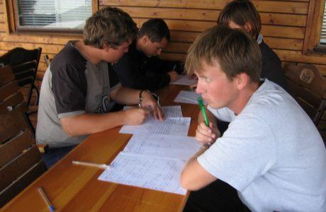 2008 - Egzamin
